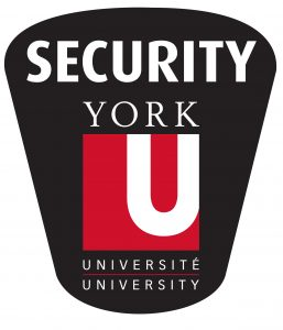 York Security Badge